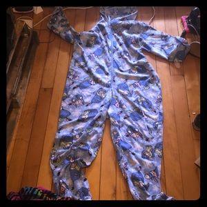 Eeyore Footy pajamas